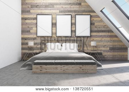 Bedroom With Bedside Tables