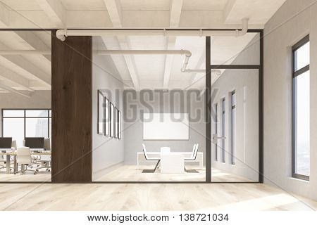 Office And Conference Rooms