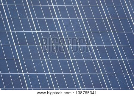 Solar Panel On The Wooden Roof At Mountrain Area House