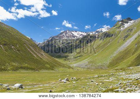 Green Mountain Valley, Austria