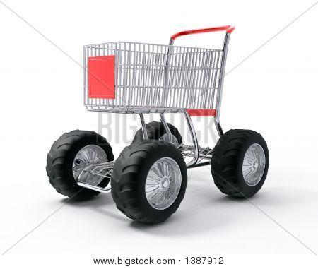 Shopping Cart Tubo Speed