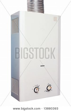 Water heater gas