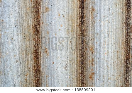 Background of the old asbestos Roofing slate- closeup texture.Asbestos roofing material