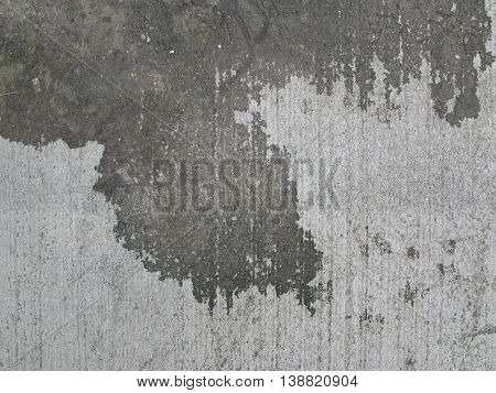 water stained cement concrete grunge texture map