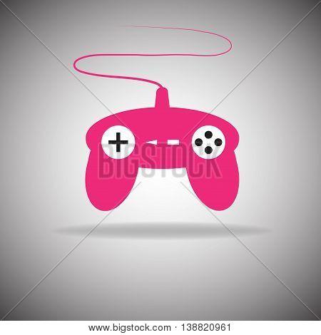 game controls illustrator icon backgound web icon