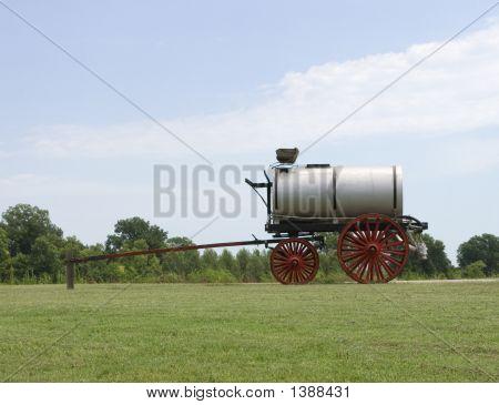 Oil Wagon