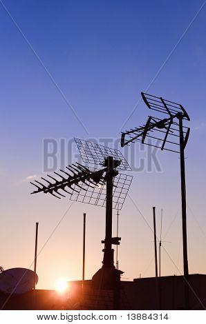 Aerial Tv Antenna