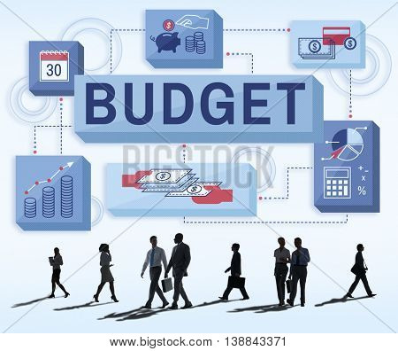 Budget Finance Money Income Investment Concept