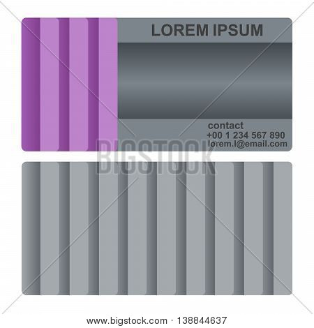 Background for business cards, brochure or flayer.