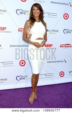 LOS ANGELES - JUL 16:  Eva La Rue at the HollyRod Presents 18th Annual DesignCare at the Sugar Ray Leonard's Estate on July 16, 2016 in Pacific Palisades, CA