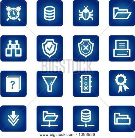 File Server Icons