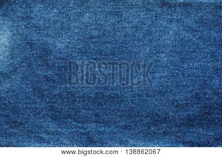 Denim jeans texture background, blue jeans texture
