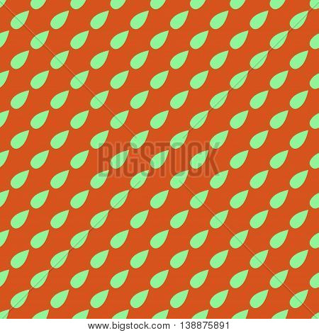 Drops geometric seamless pattern. Fashion graphic background design. Modern stylish abstract colorful texture. Template for prints textiles wrapping wallpaper website etc Stock VECTOR illustration