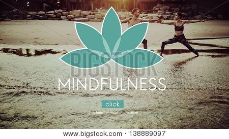 Meditation Balance Yoga Zen Serenity Relaxation Concept