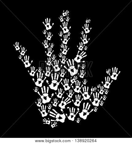 Handpint Hand