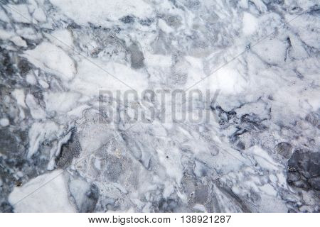 Marble Close Up View