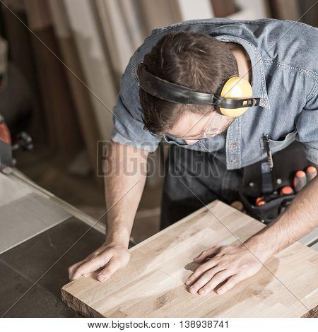 Carpenter Cutting Board