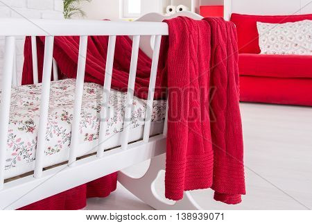 Elegant Children's Room Interior