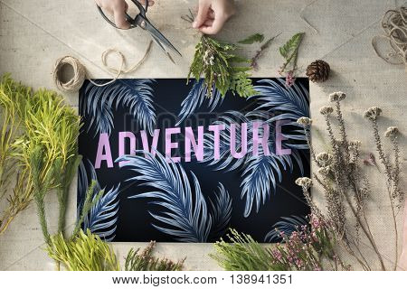 Adventure Discovery Wanderlust Journey Explore Concept