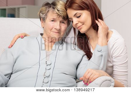 Love Between Mother And Daughter Lasts Forever
