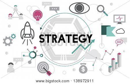 Strategy Tactics Vision Solution Process Concept