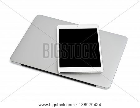 Laptop And Tablet