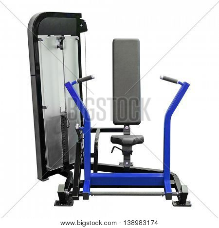 image of gym apparatus