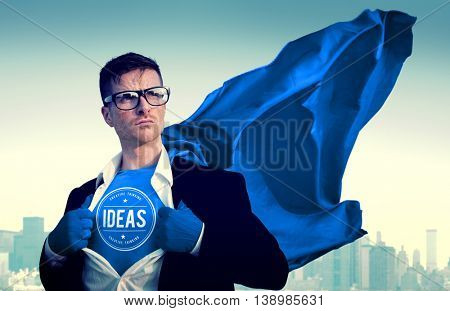 Idea Inspiration Aspiration Creative Design Vision Concept