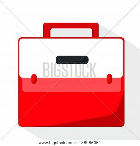 Briefcase for documents , which is convenient to carry documents