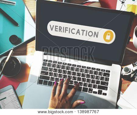 Verification Accessible Permission Security Concept