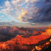 foto of grand canyon  - Grand Canyon - JPG