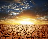 pic of drought  - Drought land - JPG