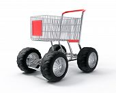 Shopping Cart Tubo Speed