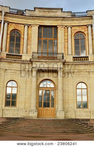 The Gatchina palace