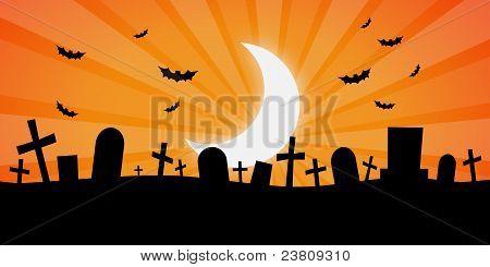 Cementerio espeluznante