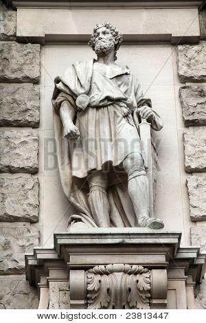 Hofburg Sculpture