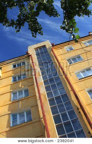 Constructivism Style Buildings