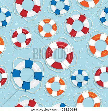 Life Buoy Pattern