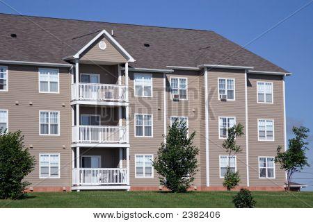 Apartment Building 2