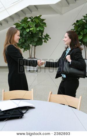 Business-Frauen