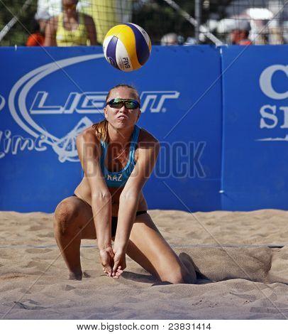 Beach Volleyball Kazakhstan