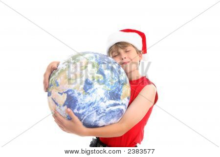 Christmas Hugs Around The World