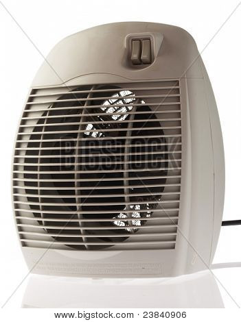 heater isolated