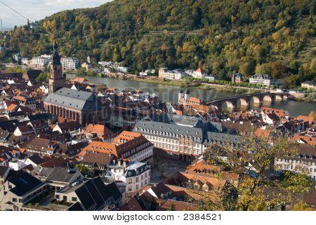 Heidelberg'S Altstadt
