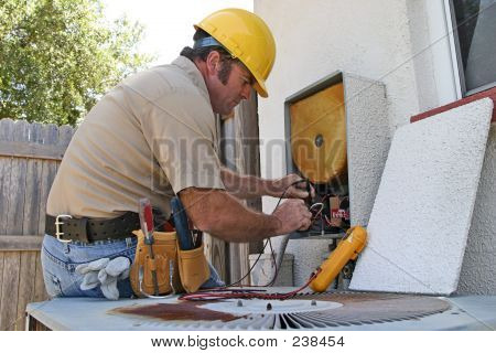 Air Conditioning Repairman 3
