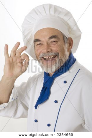 Attractive Cook
