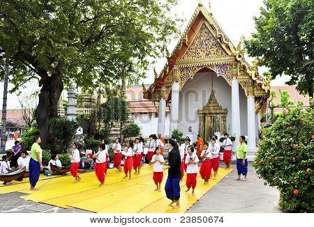 Thai Dance School