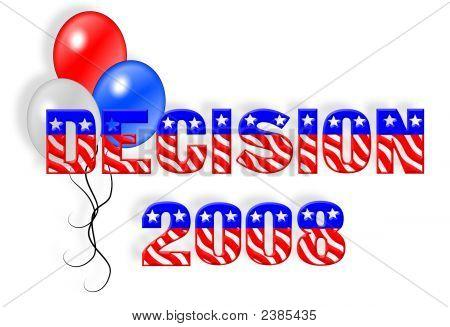 3D Decision 2008 Elections