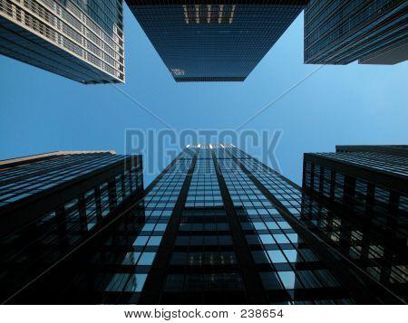 The Sky In New York