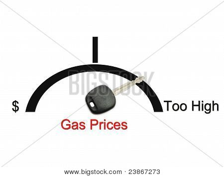 Gas Prices Too High